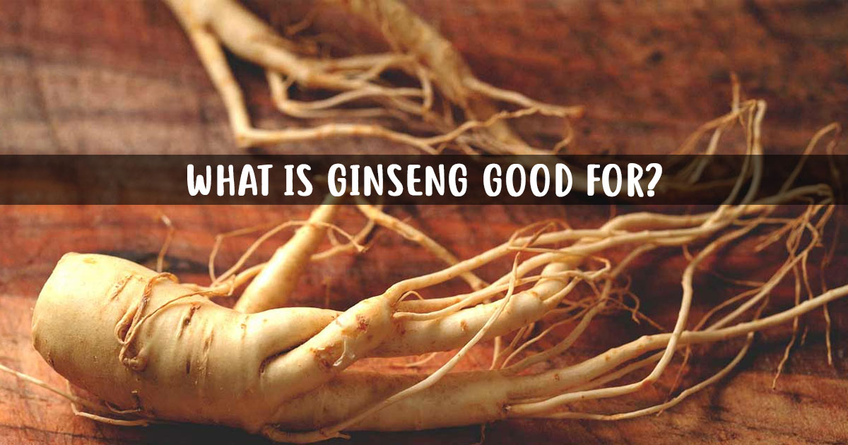 8 Evidence-Based Health Benefits of Ginseng