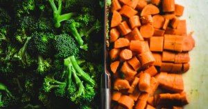 carrots for eyes