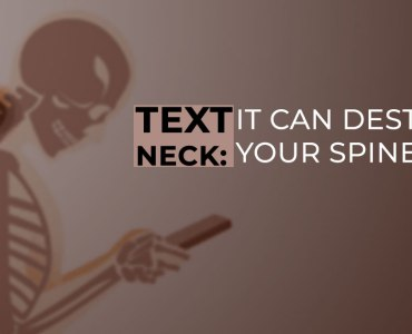 5 Tips to Prevent Text Neck