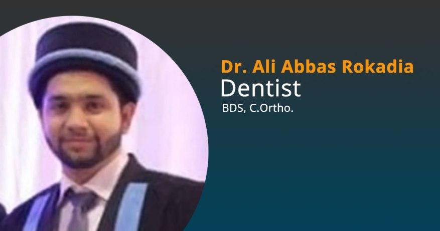Dr. Ali Abbas Rokadia