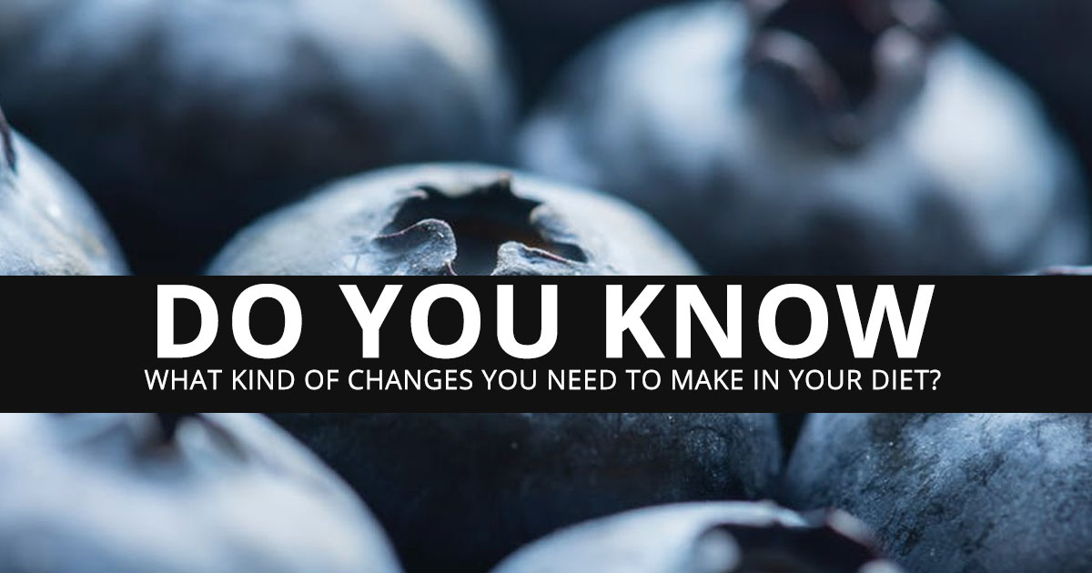 Diet Changes Essential after Gallbladder Removal