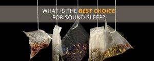 4 Teas to Brew for a Good Night's Sleep