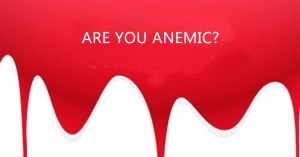 are you anemic
