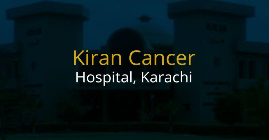 kiran cancer hospital