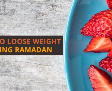 Loose weight in Ramadan