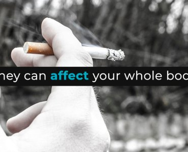 smoking affect