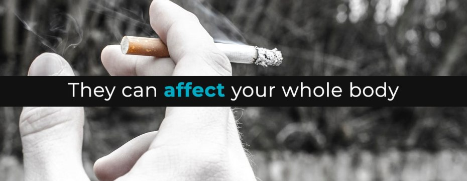 smoking affect