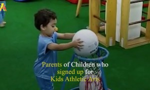 Physical Training for Kids | Kids Athletic Arts Academy in Lahore