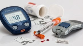 Oral medication or insulin