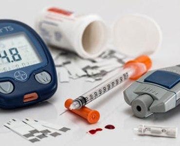 Oral medication or insulin