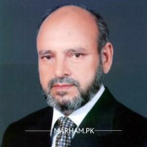 Khalid Saeed Khan Physiotherapist Lahore