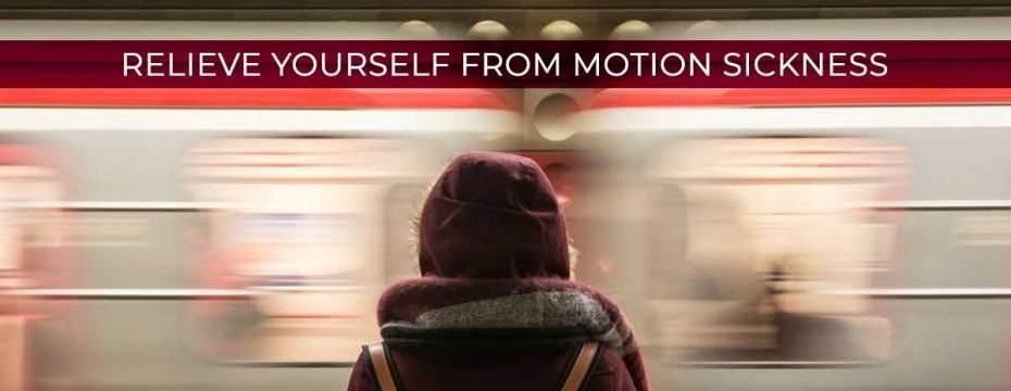 motion sickness