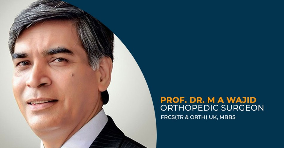 Best Orthopedic Surgeons in Pakistan