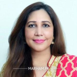 Dr Huma Kayani Eye Surgeon Lahore