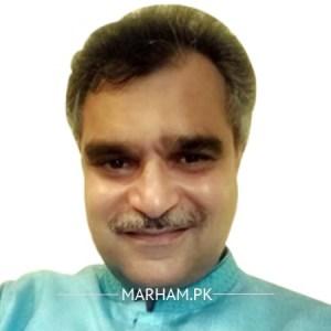 Dr Syed Mohsin Naveed Nephrologist Islamabad