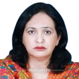 Zahra Kalsoom Psychologist Lahore
