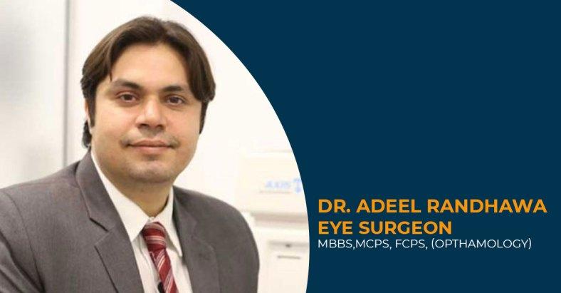 eye specialist