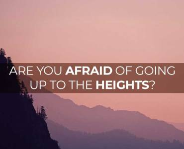 heights phobia