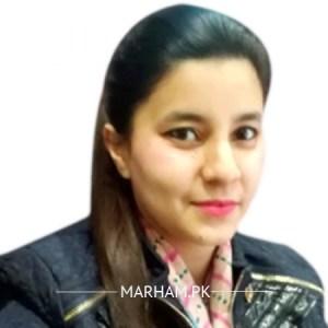 Marriam Zakria - Physiotherapist
