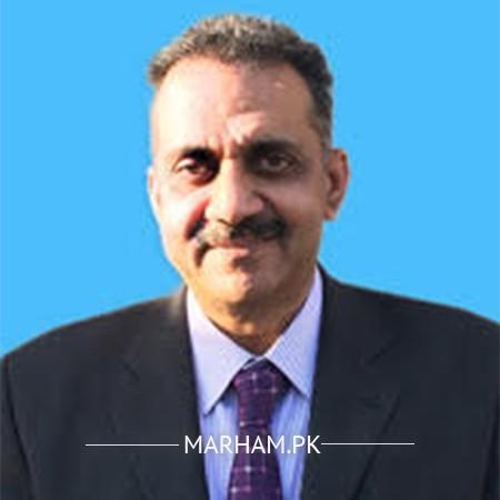 Prof. Dr. Muhammad Amjad Chaudhary