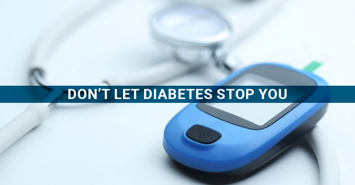 Manage Diabetes at Work