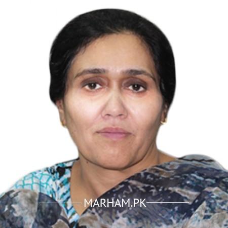 Prof. Dr. Najma Ghaffar