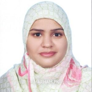Dr. Summera Mehdi - Pediatrician