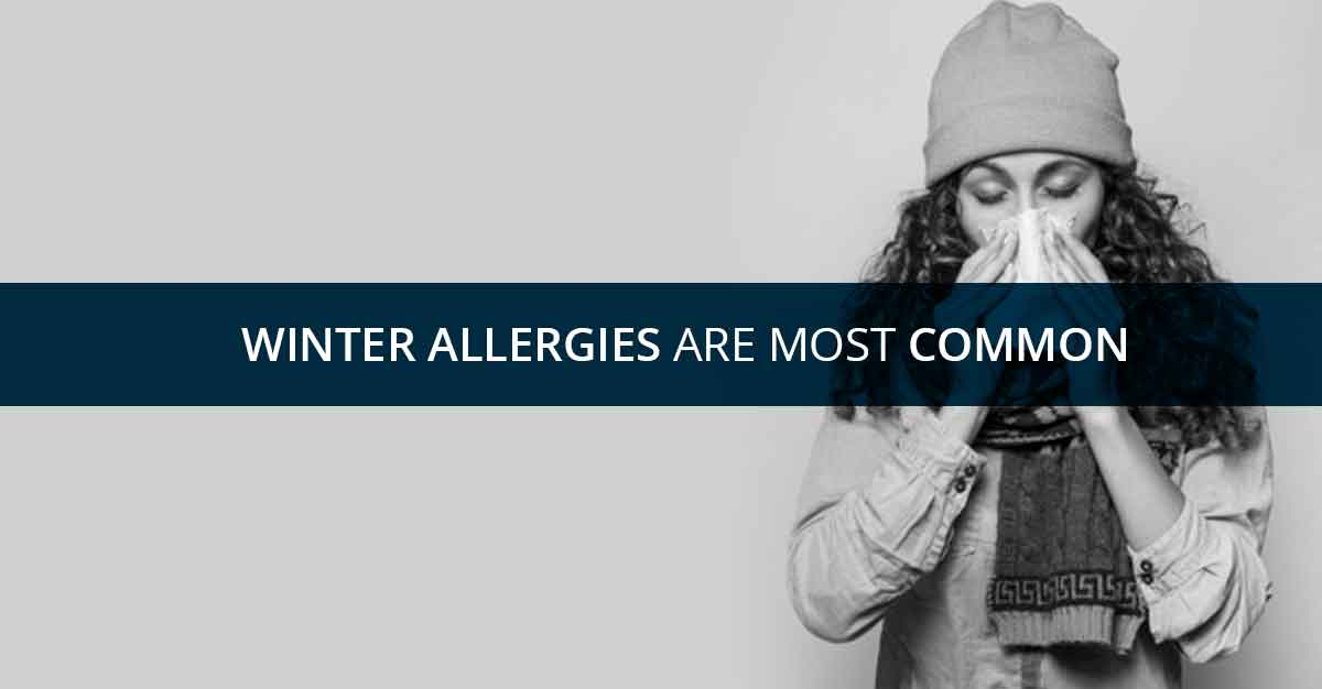 winter allergies