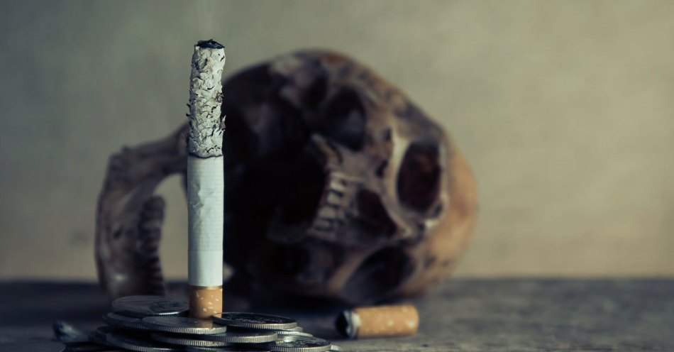 smoking and pain