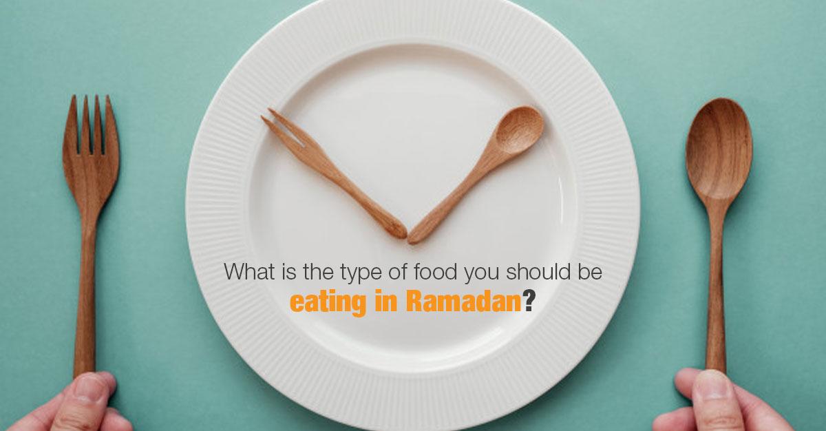 eating in ramzan