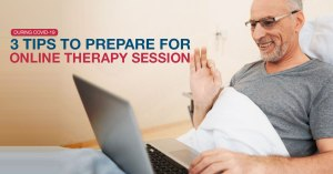 3 Tips to Prepare for Online Therapy Session During COVID-19
