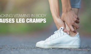 Vitamin Deficiency Can Be A Possible Cause Of Leg Cramps