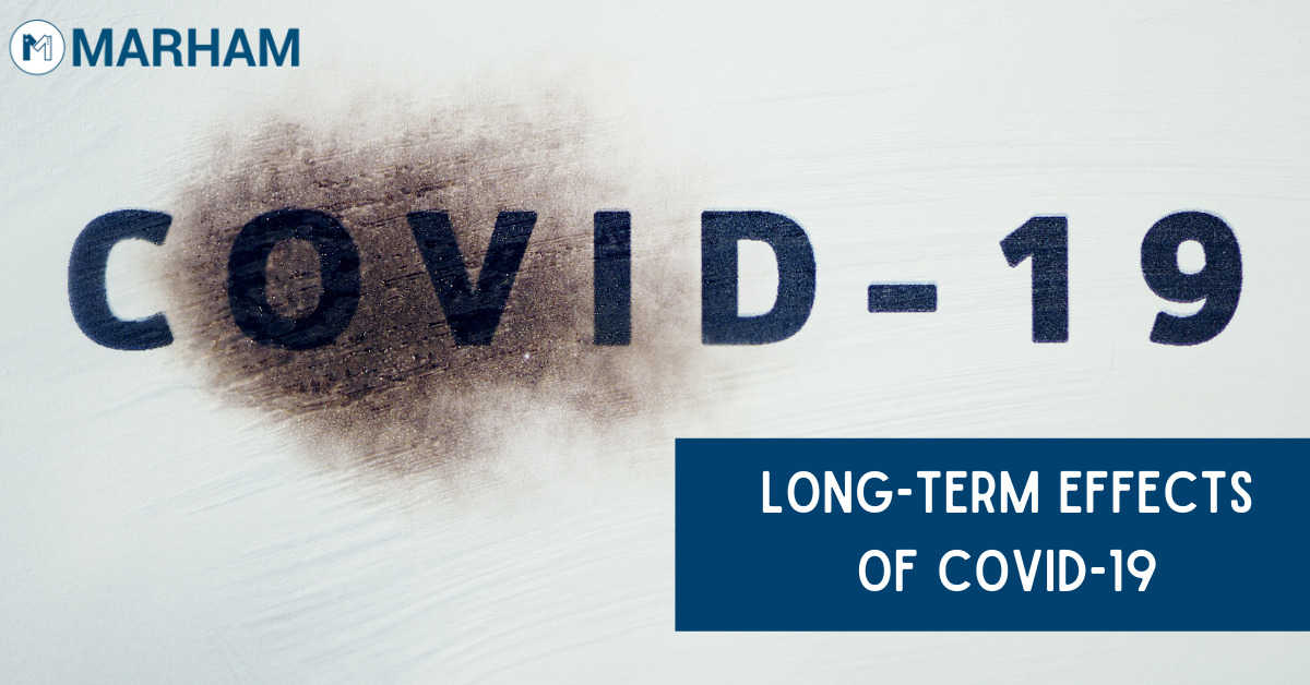 Long -term Effects of COVID-19
