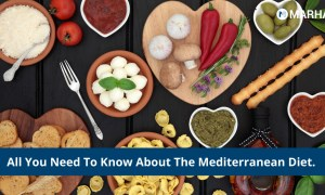 4 Amazing Benefits Of The Mediterranean Diet