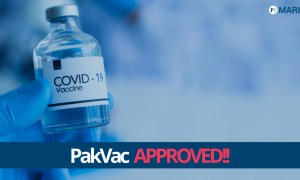 Pakistan Clears All Rigorous Testing Of COVID19 Vaccine
