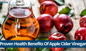 Scientifically Proven Health Benefits Of Apple Cider Vinegar