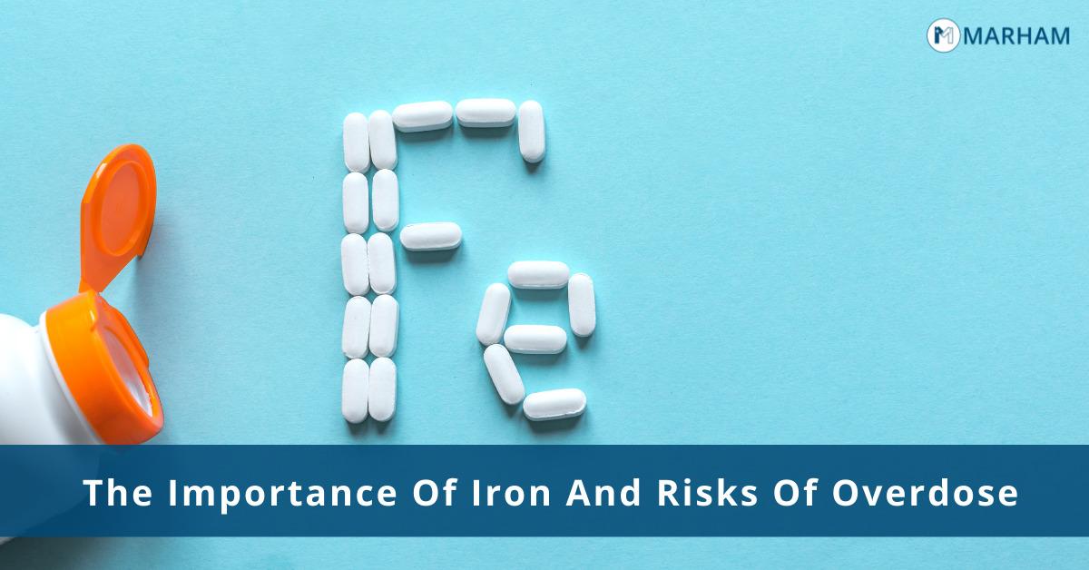 importance Of Iron