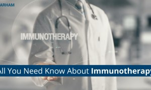 Immunotherapy: An Innovative Way To Kill A Killer