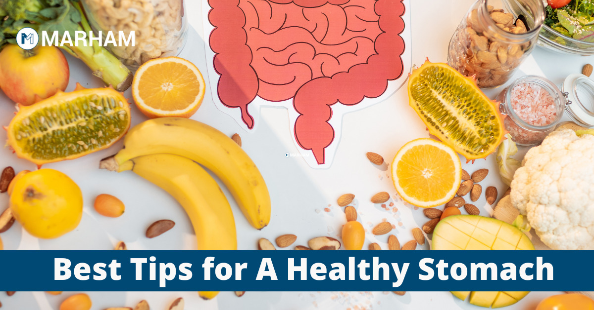 Tips for Digestive Health