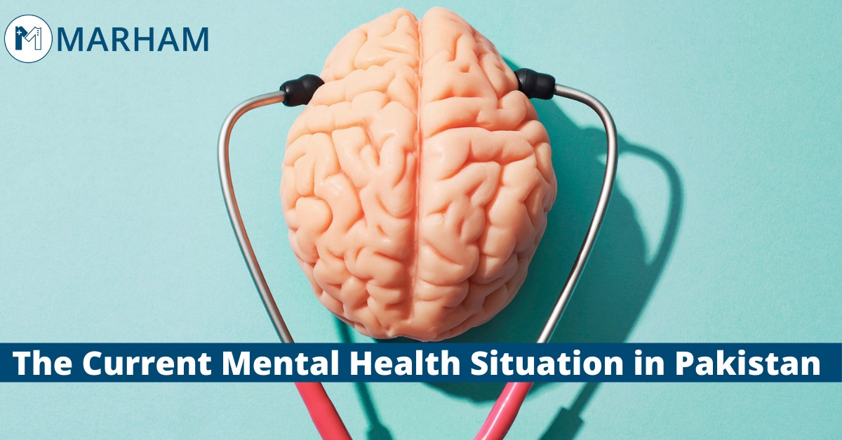 Mental Health Situation in Pakistan