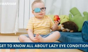 Lazy Eye Treatment in Pakistan