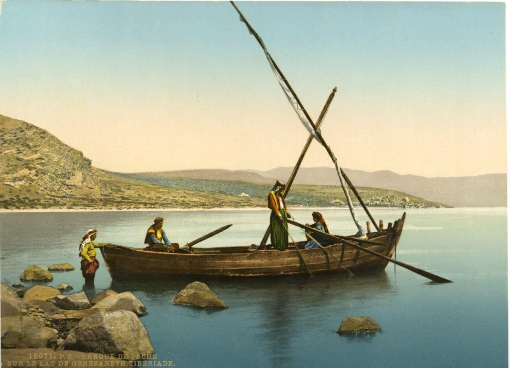 """Résultat de recherche d'images pour """"lac de galilée pêcheurs"""""""