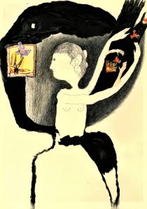 Bocetos para 'El Ajuar'