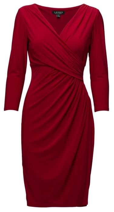 röda klänningar till jul