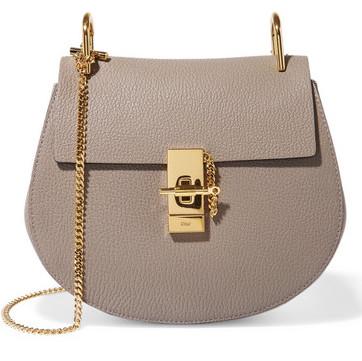 Chloé beige väska