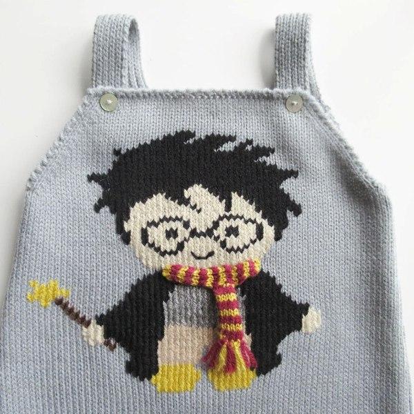 Jardineiras Harry Potter