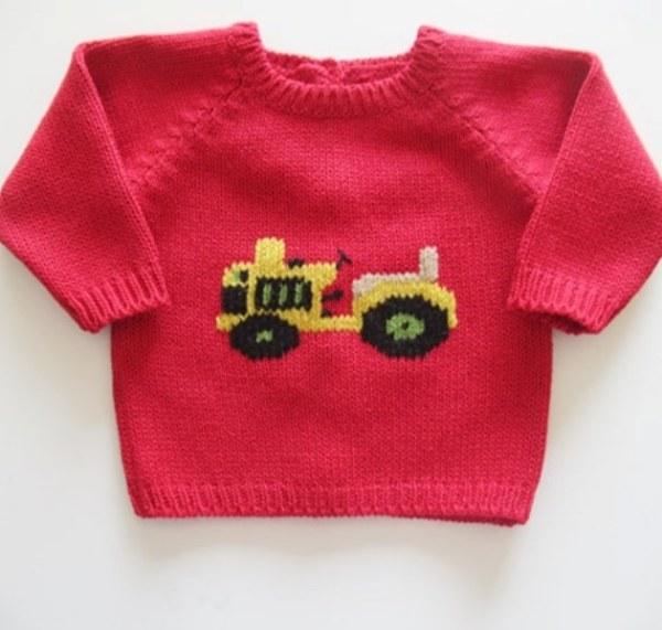 Camisola Tractor