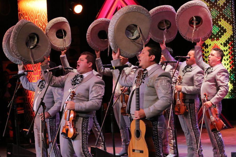 Mariachi festival in coachella