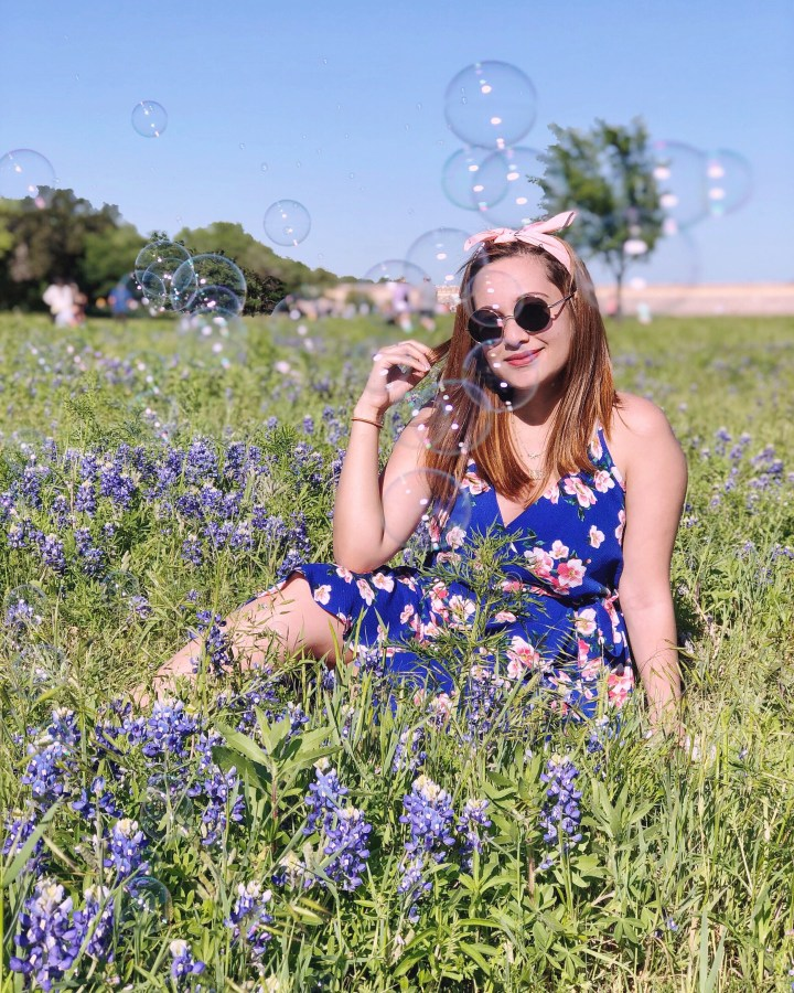 Bluebonnets_Texas
