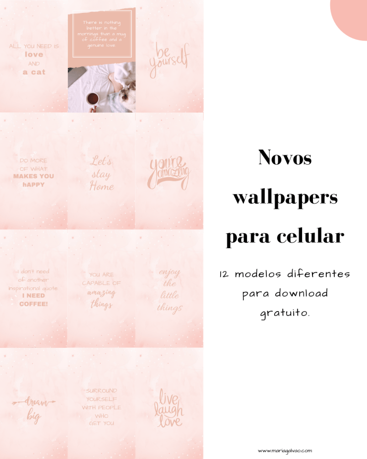 12 novos wallpapers para celular_Download gratuito